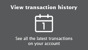 View transaction history