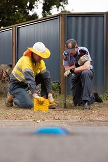 Fire hydrants - Queensland Urban Utilities
