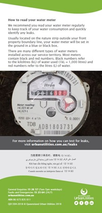 New water meter flyer page 2