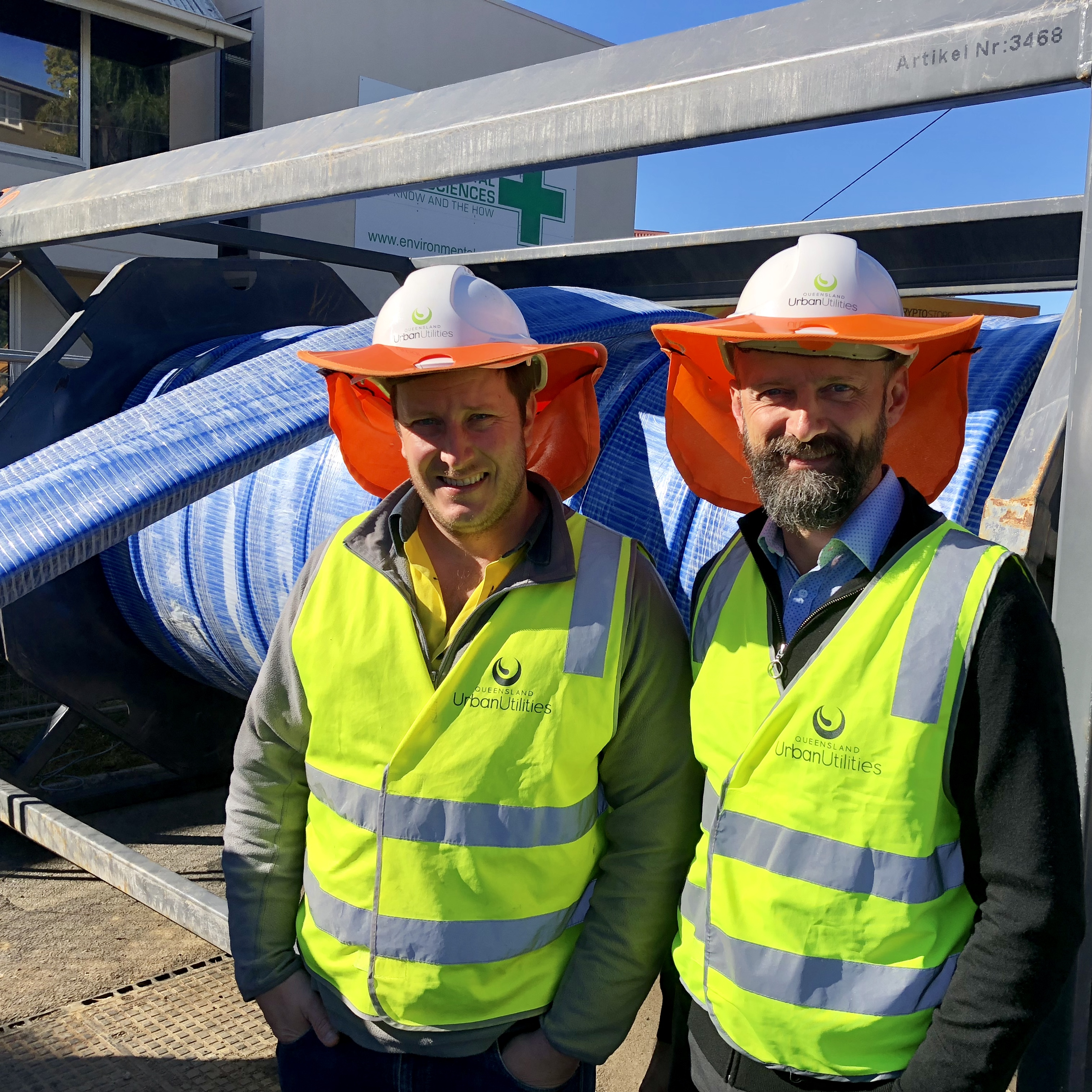 Queensland Urban Utilities embraces innovative pipe relining technology