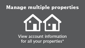 Manage multiple properties
